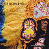 Play & Download Won't Bow Down by Big Chief Monk Boudreaux | Napster