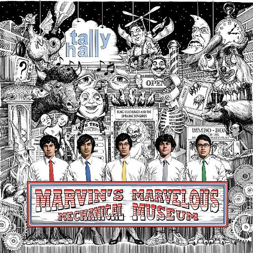 Play & Download Marvin's Marvelous Mechanical Museum by Tally Hall | Napster