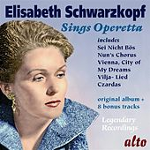 Play & Download Elisabeth Schwarzkopf sings Operetta by Elisabeth Schwarzkopf | Napster