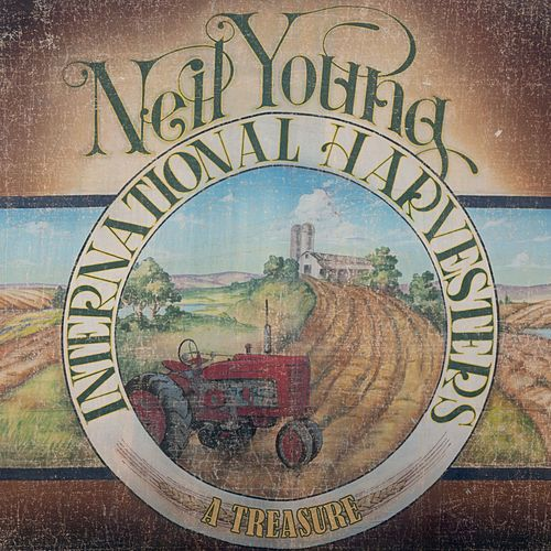 Play & Download A Treasure by Neil Young | Napster