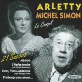 Play & Download 21 succès de Arletty & Michel Simon by Various Artists | Napster