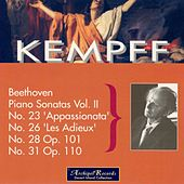 Play & Download Beethoven: Piano Sonatas, Vol. 2:  Nos. 23, 26, 28 & 31 by Wilhelm Kempff | Napster
