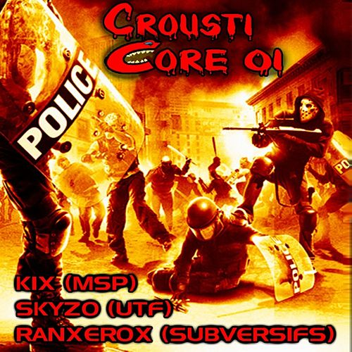 Play & Download Crousticore, Vol. 1 by Various Artists | Napster