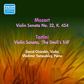 Play & Download Mozart, W.A.: Violin Sonata No. 32, K. 454 / Tartini, G.: Violin Sonata,