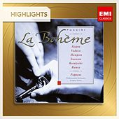 Puccini: La Boheme (Highlights) by Various Artists
