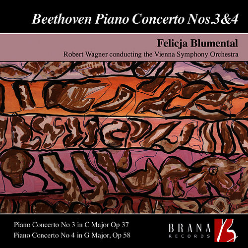 Play & Download Beethoven Piano Concerto Nos. 3 & 4 by Felicja Blumental | Napster