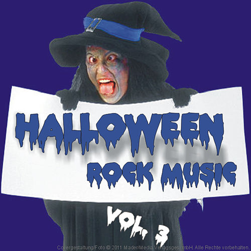 Halloween - Rock Music Vol. 3 by Various Artists