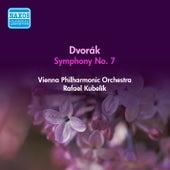 Dvorak, A.: Symphony No. 7 (Kubelik) (1956) by Rafael Kubelik