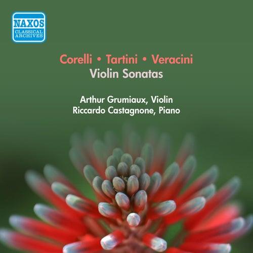 Play & Download Violin Recital: Grumiaux, Arthur - Tartini, G. / Corelli, A. / Vitali, T. / Veracini, F.M. (1957) by Arthur Grumiaux | Napster