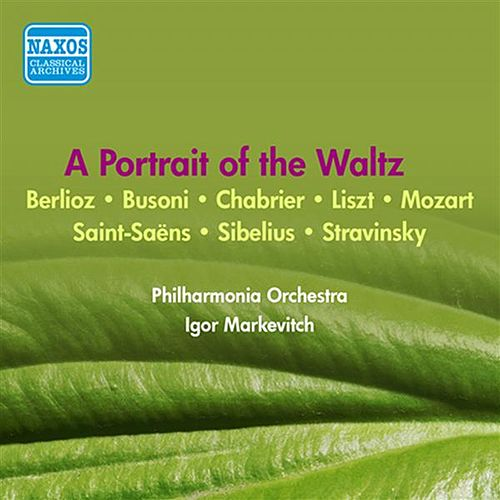 Play & Download Orchestral Music (Waltzes) - Saint-Saens, C. / Sibelius, J. / Busoni, F. / Liszt, F. / Berlioz, H. (Markevitch) (A Portrait of the Waltz) (1954) by Igor Markevitch | Napster