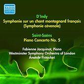 Play & Download Indy, V.: Symphonie Sur Un Chant Montagnard Francais / Saint-Saens, C.: Piano Concerto No. 5,