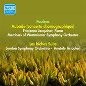Poulenc, F.: Biches (Les) / Aubade (Jacquinot, Fistoulari) (1953-1954) by Anatole Fistoulari
