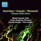 Saint-Saens, C.: Introduction Et Rondo Capriccioso / Havanaise / Sarasate, P.: Zigeunerweisen / Wieniawski, H.: Legende (Campoli) (1953, 1956) by Various Artists