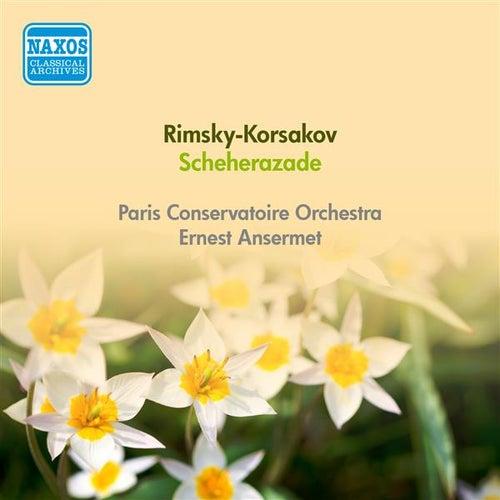 Play & Download Rimsky-Korsakov, N.: Scheherazade (Ansermet) (1948) by Ernest Ansermet | Napster