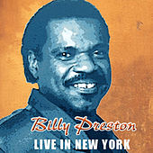 Live in New York by Billy Preston