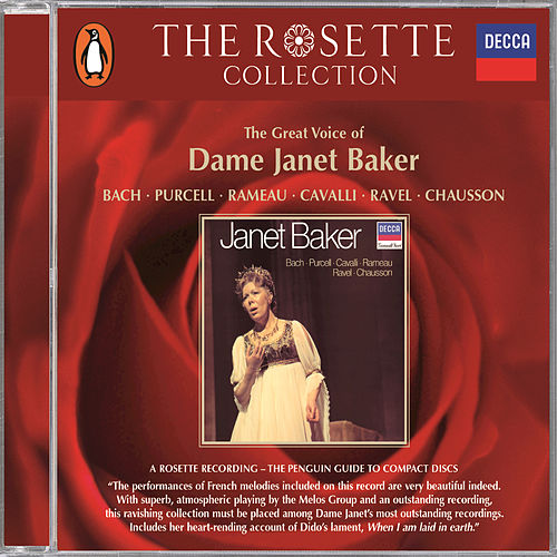 Play & Download Bach/Purcell/Rameau/Cavalli/Ravel/Chausson - Janet Baker by Dame Janet Baker | Napster