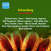 Play & Download Schoenberg, A.: Gurre-Lieder (Lewis, Semser, Tangeman, Paris New Symphony Society, Leibowitz) (1953) by Richard Lewis | Napster