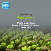 Play & Download Tchaikovsky, P.I.: Violin Concerto (Elman, London Philharmonic, Boult) (1954) by Mischa Elman | Napster