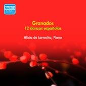 Grandos, E.: 12 Danzas Espanolas (Larrocha) (1954) by Alicia De Larrocha