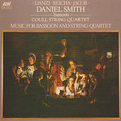 Play & Download Music for Bassoon and String Quartet/Daniel Smith/Coull String Quartet by Daniel Smith | Napster