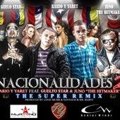 Nacionalidades 2 (Remix) (feat. Guelo Star & Juno The Hitmaker) - Single by Kario