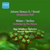 Play & Download Strauss Ii, J.: Graduation Ball (Arr. A. Dorati) / Weber, C.: Invitation To the Dance (Arr. Berlioz) (Fistoulari) (1953) by Anatole Fistoulari | Napster