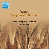 Franck, C.: Symphony in D Minor (Paray) (1953) by Paul Paray