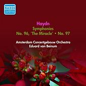 Haydn, J.: Symphony No. 96,