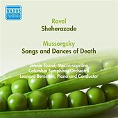 Play & Download Ravel, M.: Sheherazade / Mussorgsky, M.: Songs and Dances of Death (Tourel, Columbia Symphony, Bernstein) (1950) by Jennie Tourel | Napster