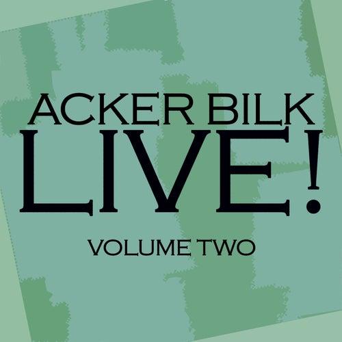 Live! Vol. 2 by Acker Bilk