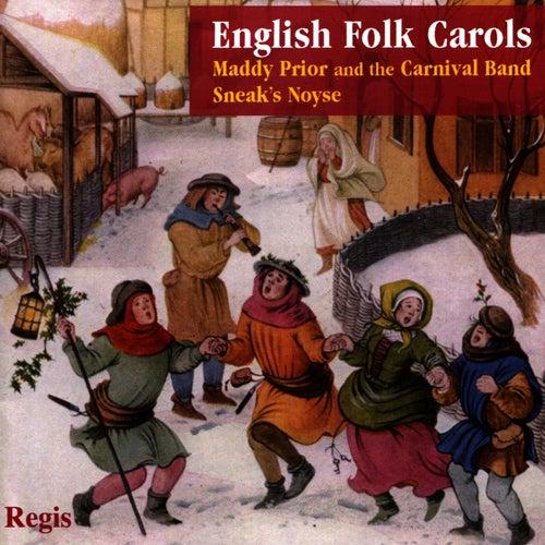 English Folk Carols by Maddy Prior