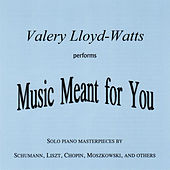 Music Meant for You by Valery Lloyd -Watts