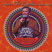 Legends of Polka Music by Jimmy Sturr