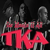 Play & Download She Wants It All - Single by Tka | Napster