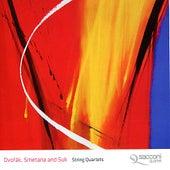 Dvořák, Smetana and Suk: String Quartets by Sacconi Quartet