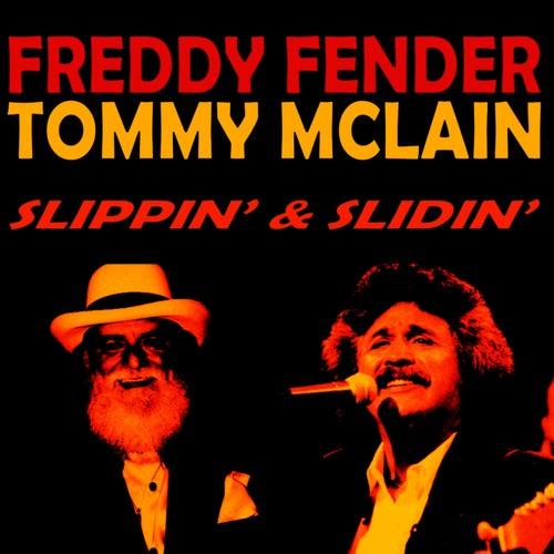 Play & Download Slippin' & Slidin' by Freddy Fender | Napster