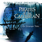 Global Stage Orchestra Plays Music from 'Pirates of the Caribbean : On Stranger Tides' by The Global Stage Orchestra