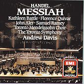 Play & Download Messiah - Handel by Andrew Davis | Napster