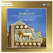 Play & Download Verdi: Nabucco by Various Artists | Napster