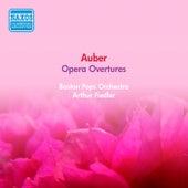 Auber, D.-F.: Overtures (Boston Pops, Fiedler) (1947) by Arthur Fiedler