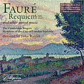 Faure: Requiem - Messe basse by Various Artists