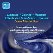 Play & Download Vocal Recital: Corena, Fernando - Rossini, G. / Cimarosa, D. / Thomas, A. / Saint-Saens, C. (1956) by Fernando Corena | Napster