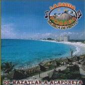 Play & Download De Mazatlan A Acaponeta by La Banda De Los Pobres Musica De Viento | Napster