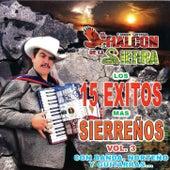 Play & Download Los 15 exitos mas sierreños Vol.3 by El Halcon De La Sierra | Napster