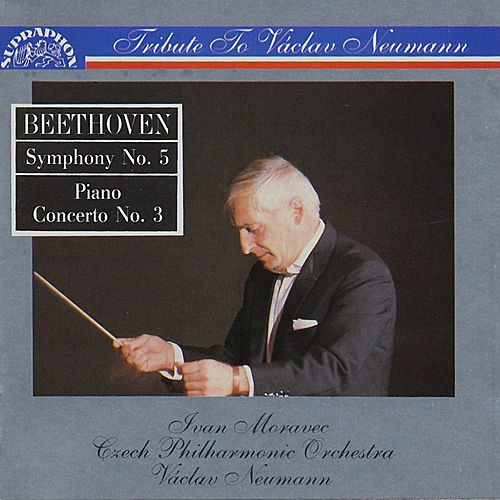 Beethoven: Symphony No. 5, Piano Concerto No. 3 by Various Artists
