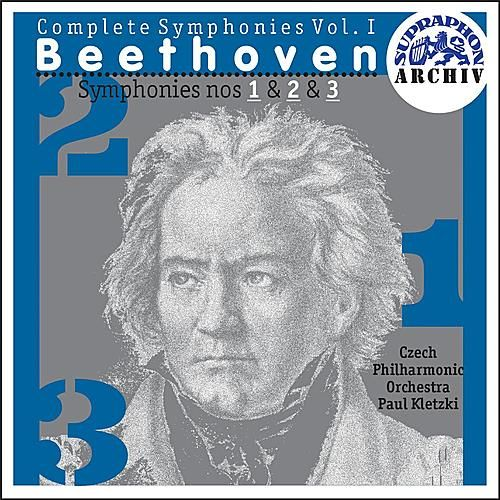 Play & Download Beethoven: Symphonies Nos. 1-3, Egmont Overture by Paul Kletzki | Napster