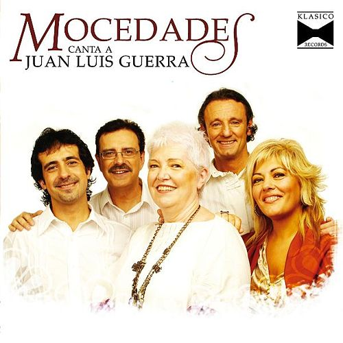Play & Download Mocedades Canta a Juan Luis Guerra by Mocedades | Napster