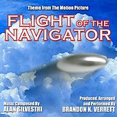 Play & Download Flight Of The Navigator - Theme from the Motion Picture (feat. Brandon K. Verrett) - Single by Alan Silvestri | Napster