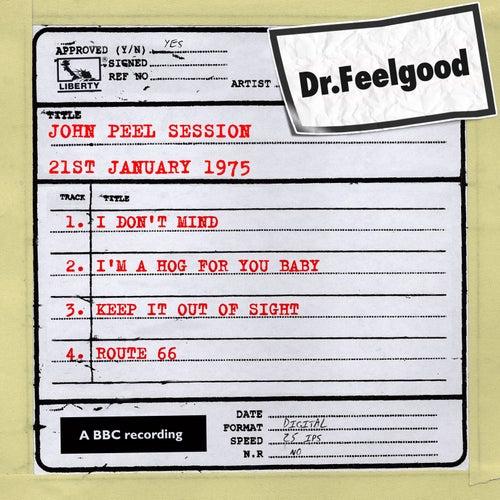 John Peel session (21st January 1975) by Dr. Feelgood