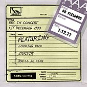 Play & Download BBC In Concert (1st December 1977) by Dr. Feelgood | Napster